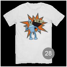 футболка с принтом 28
