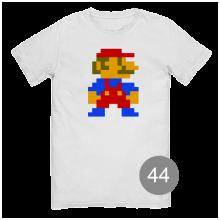 """футболка с принтом """"Super Mario"""""""
