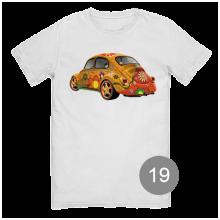 "футболка с принтом ""VW"""