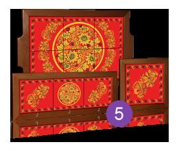 кухонный набор 5