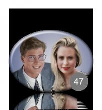 Овальный портрет 47 для памятника