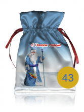 Подарочный мешочек образец 43