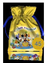 Подарочный мешочек образец 45