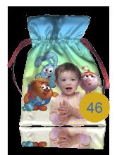 Подарочный мешочек образец 46