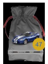 Подарочный мешочек образец 47
