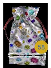 Подарочный мешочек образец 58