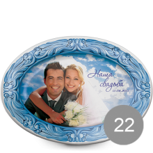 тарелка с фотографией 22